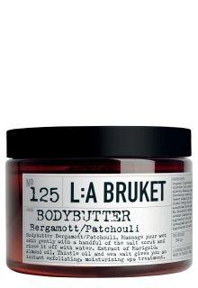 125 Крем-масло для тела Бергамот/Пачули