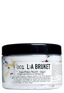 001 Соль для ванн Календула/Апельсин/Герань