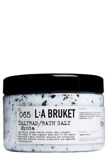 065 Соль для ванн Мята