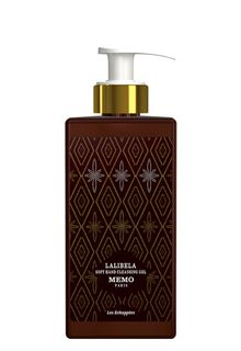 Мягкий очищающий гель для рук Lalibela (Memo)