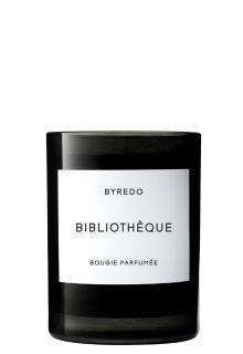 Свеча Bibliotheque