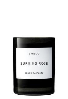 Свеча Burning Rose