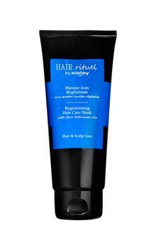 Маска для волос с 4-мя растительными маслами