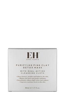 Маска для лица очищающая с розовой глиной Purifying Pink Clay Detox Mask