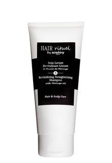 Шампунь для волос выпрямляющий с маслом моринги