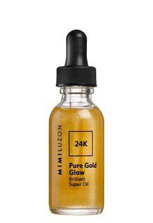 Масло для лица придающее сияние 24K Pure Gold Glow