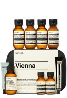 Набор средств для лица, волос и тела Vienna City Kit Classic