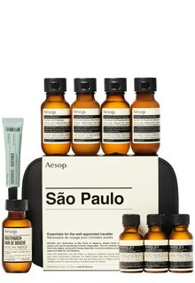 Набор средств для лица и тела Sao Paulo City Kit Parsley