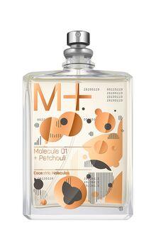Туалетная вода M+ Molecule 01 + Patchouli