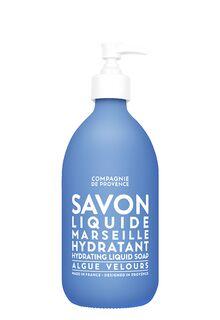 Жидкое мыло для тела и рук бархатные водоросли