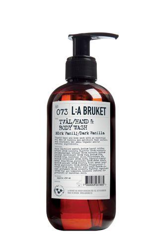 073 Жидкое мыло для тела и рук Темная ваниль (L:a Bruket)