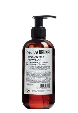 094 Жидкое мыло для тела и рук Шалфей/Розмарин/Лаванда (L:a Bruket)