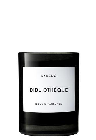 Свеча Bibliotheque (BYREDO)