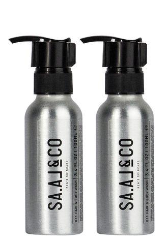 011 Гель для тела и волос в дорожном формате (SA.AL&CO)