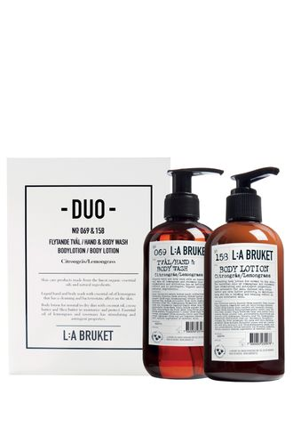 Lemongrass (мыло и лосьон для тела) (L:a Bruket)