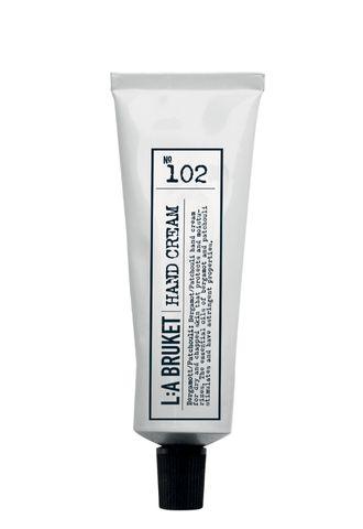 102 Крем для рук Бергамот/Пачули (L:a Bruket)