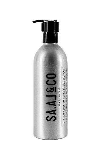 011 Гель для тела и волос (SA.AL&CO)