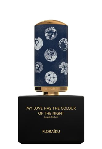 Парфюмерная вода My love has the colour of the night (Floraiku)