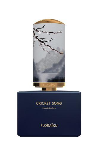 Парфюмерная вода Cricket song (Floraiku)