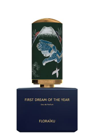 Парфюмерная вода First dream of the year (Floraiku)