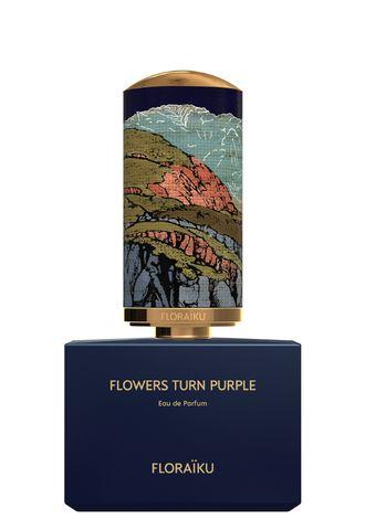 Парфюмерная вода Flowers turn purple (Floraiku)