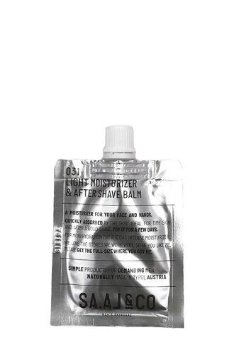 031 Light Moisturizer & After Shave Balm 10 ml - увлажняющая эмульсия ()