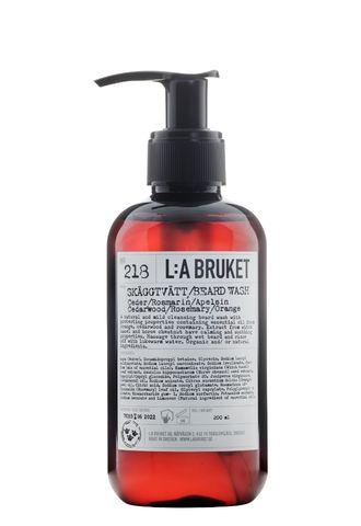 218 Шампунь для бороды Кедр/Розмарин/Апельсин (L:a Bruket)