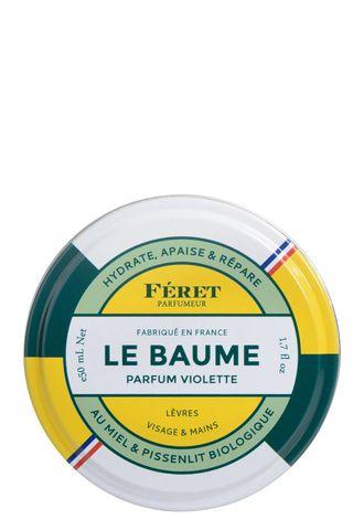 Бальзам для губ, лица и рук Le Baume Parfum Violette (Feret)