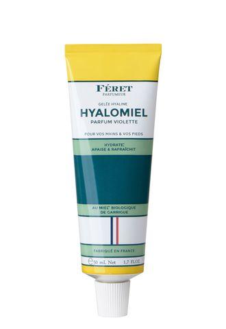 Гель для рук Hyalomiel Parfum Violette Hyalin Jelly (Feret)