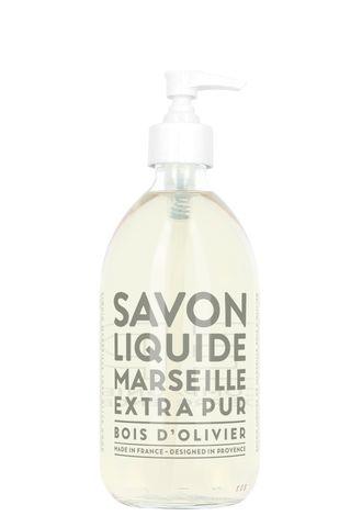 Жидкое мыло для тела и рук дерево оливы (Compagnie de Provence)