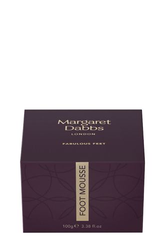 Мусс-скраб для стоп Exfoliating Foot Mousse (Margaret Dabbs London)