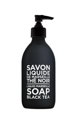 Жидкое мыло для тела и рук The Noir/Black Tea Liquid (COMPAGNIE DE PROVENCE)