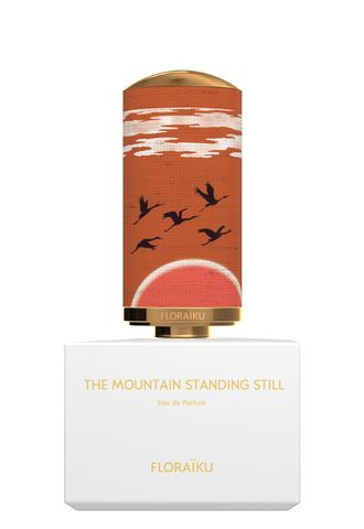 Дорожный флакон The mountain standing still (Floraiku)