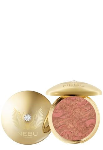 Бронзирующая пудра для лица 07 Pink Horizon (NEBU MILANO)