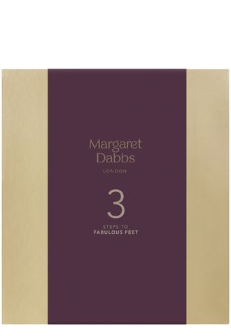 Набор средств для стоп 3 Step Kit for Feet (Margaret Dabbs London)