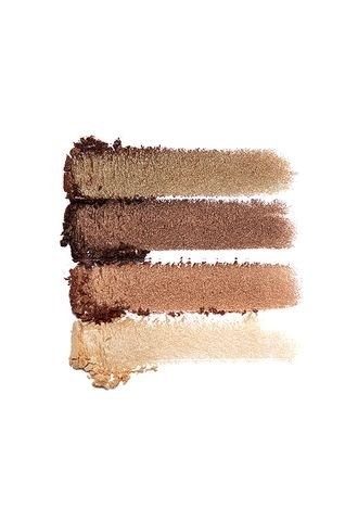 Четырехцветные тени для век 401 Naked Innocence (NEBU MILANO)