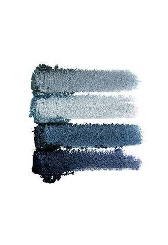 Четырехцветные тени для век 402 Platinum Brilliance (NEBU MILANO)