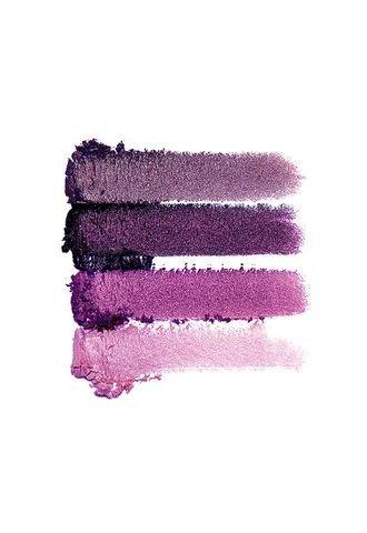 Четырехцветные тени для век 404 Violet, Love & Life (NEBU MILANO)
