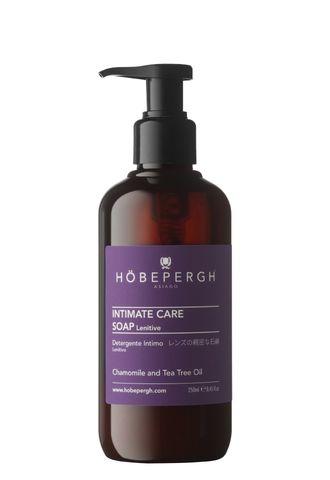 INTIMATE CARE LENITIVE Soap мыло для интимной гигиены смягчающее (HOBEPERGH)