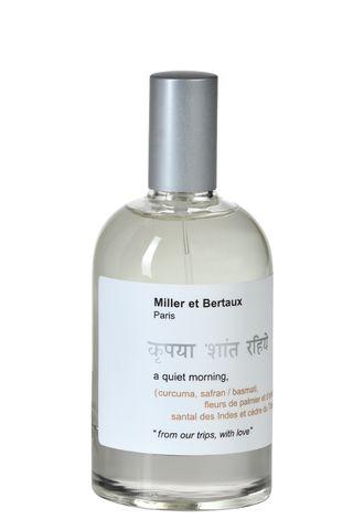 Парфюмерная вода A Quiet Morning (Miller et Bertaux)