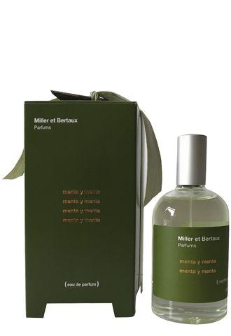 Парфюмерная вода Menta Y Menta (Miller et Bertaux)