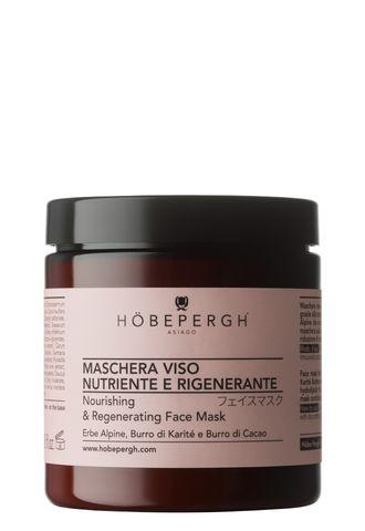 Питательная и восстанавливающая маска для лица (HOBEPERGH)