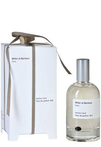 Парфюмерная вода L'Eau de Parfum #2 (Miller et Bertaux)