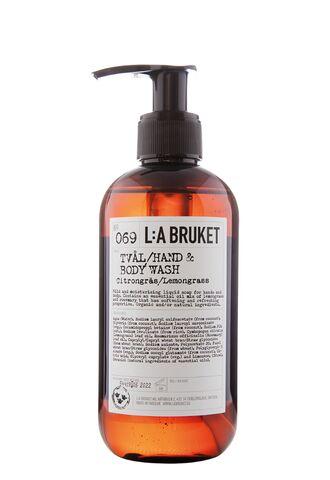 069 Жидкое мыло для тела и рук Лемонграсс (L:a Bruket)