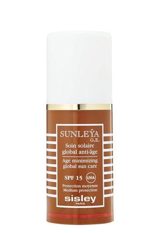 Санлейа Ж.E. Глобальный антивозрастной солнцезащитный крем SPF 15 (Sisley)