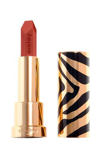Фитопомада для губ увлажняющая устойчивая Le Phyto Rouge, тон № 32 Тёплый красный (Sisley)