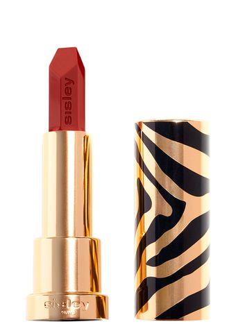 Фитопомада для губ увлажняющая устойчивая Le Phyto Rouge, тон № 41 Холодный красный (Sisley)