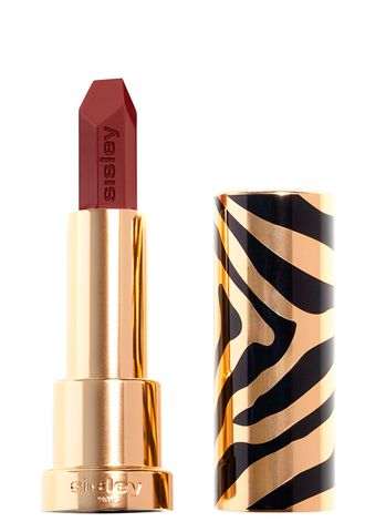 Фитопомада для губ увлажняющая устойчивая Le Phyto Rouge, тон № 43 Розовато-коричневый (Sisley)