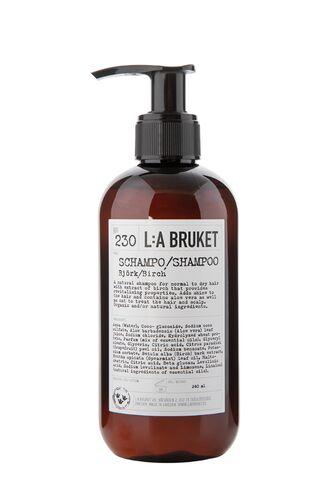 230 Шампунь для волос Скандинавская береза (L:a Bruket)