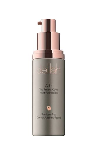 Тональный флюид для лица Bloom (Delilah)